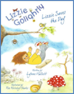 cover - Lizzie Saves the Day